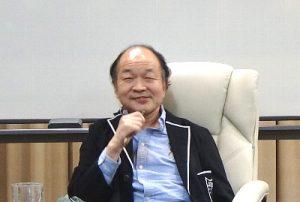 「真我のままに」作詞者、佐藤康行