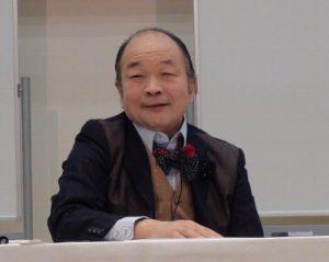 佐藤康行学長