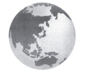 図解・神のメッセージ「海の水を全部抜いたら、全部一つの大陸」